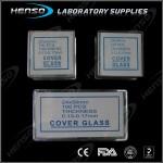 Laboratory Microscope cover glass