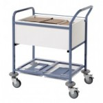 Medical Notes Trolleys